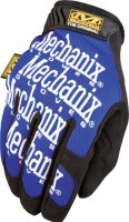 Gants de protection de sécurité ORIGINAL Bleu en cuir Mechanix wear soluprotech